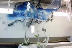 Mariage dans les Alpes. Arthaz-Pont-Notre-Dame -Décembre 2012