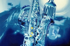 Saxo blues