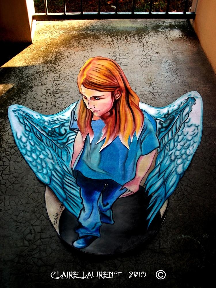 L'Ange-bleu